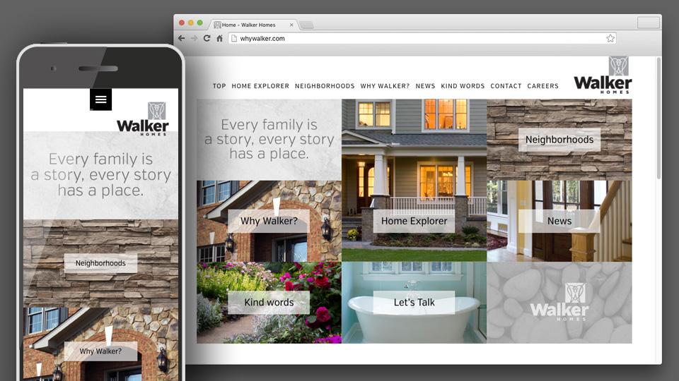 Walker-homes-website