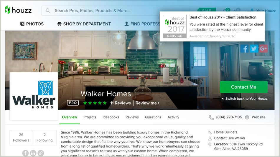 Walker-homes-best-of-houzz-award